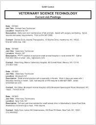 Veterinary Resumes 9 10 Veterinarian Resume Examples Dayinblackandwhite Com