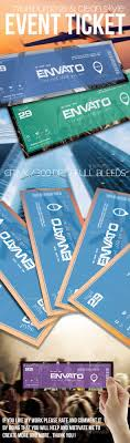 17 best ideas about event tickets ticket design multipurpose event ticket