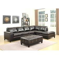 medium size of 3 piece leather sectional as well stampede abbyson living reviews leat