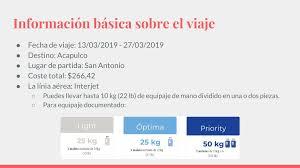 Equipaje Light Interjet Spanish Flipbook