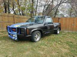 BangShift.com A Spectre Of The Past? This 1990 GMC Could Be A ...