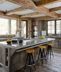 rustic modern kitchen renovation