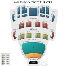 San Diego Civic Theater Address Coral Pink Jewelry
