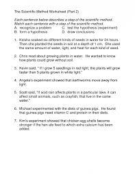 Kids. Scientific Method Worksheets: Scientific Method Worksheet ...