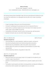 Effective Resume Examples Best Excellent Resume Template Successful Resume Templates Excellent