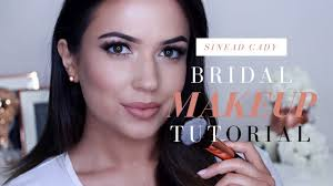 wedding makeup tutorial easy beginners makeup anyone can do this