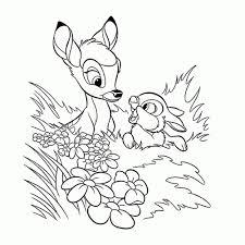 20 Idee Kleurplaat Bambi Win Charles
