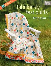 Fabulously Fast Quilts and Quilting Tips - Diary of a Quilter - a ... & Book: Fabulously Fast Quilts by Amy Smart Adamdwight.com