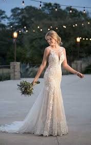 <b>Mermaid</b> Wedding Dress with Rich Beadwork in <b>2019</b> | Essense of ...