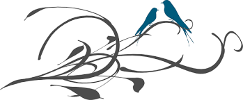 love birds on branch silhouette. Wonderful Branch Love Birds On A Branch Clip Art For Silhouette T