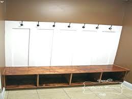 diy shoe cubby bench plans best bench plans shoe storage wonderful