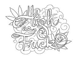 Amazing Adult Swear Word Coloring Pages Or Coloring Pages Words