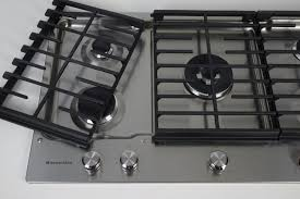 kitchenaid kcgs556ess 36 inch gas cooktop review reviewed com ovens intended for kitchenaid designs 13