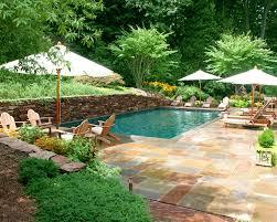 backyard swimming pool designs. Brilliant Designs Swimming Pool Design Ideas And Landscaping Inside Backyard Designs L