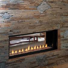aiv version version aiv item m49900024 superior vrl4543 ventless see through linear gas fireplace