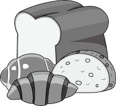 4月12日パンの記念日 パンのイラスト無料ビジネスイラスト素材のビジソザ