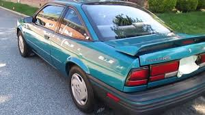 1994 Chevrolet Cavalier Waxed with Meguiar's Ultimate Wax - YouTube