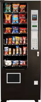 Ams Vending Machine Best Candy Chip Snack Vending Machine 48 Select AMS Vendor Coin