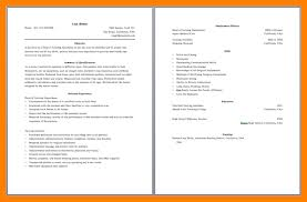 2 Page Resume Examples Custom 44 Resume Two Pages Activo Holidays