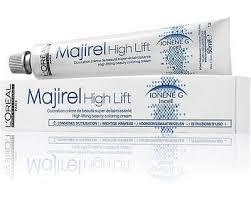 Majirel High Lift Shade Chart Loreal Professionnel Colour Color Majirel High Lift Hair