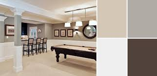 Basement Paint Ideas