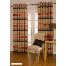 Living Room Ready Made Curtains Urban Living Franklin Rouge Eyelet Readymade Curtains Urban