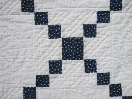 39 best Quilt Irish Chain images on Pinterest | Bebe, Google ... & Marie Miller Antique Quilts ~ Single Irish Chain Adamdwight.com