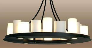 wonderful candle chandeliers wrought iron