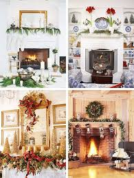Small Picture 40 Christmas Fireplace Mantel Decoration Ideas