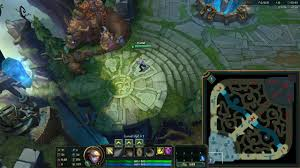 lol size how to increase minimap size in league of legends youtube