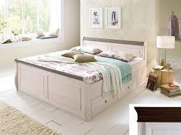 Komfort Bett Ehebett Doppelbett Holzbett Seniorenbett