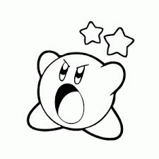 Kirby Kleurplaten Leuk Voor Kids