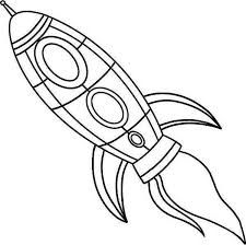 Small Picture rocket ship fire blast coloring page Download Print Online