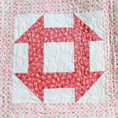 Coast of Maine Quilts Traditional American Quilt Patterns & Churn Dash Pattern, Custom Churn Dash Quilt Adamdwight.com