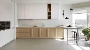 Cocina Blanca Madera Moderna Rustica Clara 2018 Modelos Cocinas
