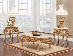 108 am coffee table marble top polrey