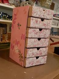 diy decorated storage boxes. Cardboard Storage Boxes Drawers Diy Decorated