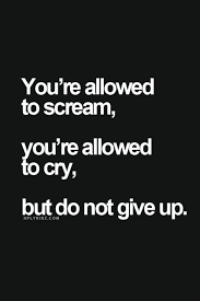 Inspirational Quotes About Not Giving Up On Your D