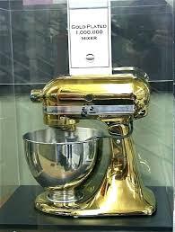 rose gold kitchenaid mixer gold rose gold mixer days z harvest gold champagne gold mixer rose