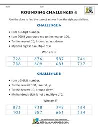 39 best Rounding Worksheets images on Pinterest | Decimal number ...