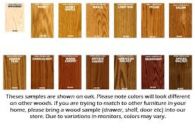 kinds of wood for furniture. Different Wood Finishes Standard Oil Based Stain Colors For Pine Floors . Kinds Of Furniture