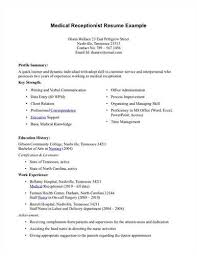 healthcare medical resume   following is a medical receptionist    healthcare medical resume following is a medical receptionist resume sample medical front desk receptionist resume