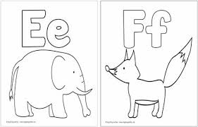 Subscribe to the yescoloring youtube channel. Free Printable Alphabet Coloring Pages Easy Peasy And Fun