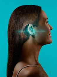 finally wearers of hearing aids can pick out a in a crowded room