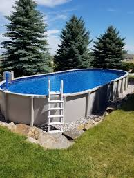 rectangle above ground swimming pool. Dillon Montana Above Ground Pool Rectangle Swimming