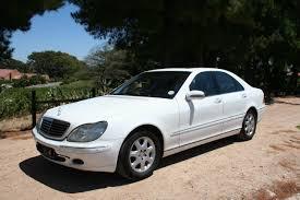 1999, Mercedes Benz S500, white, RHD   Classic Kombis