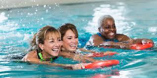 Free adult swimming classes