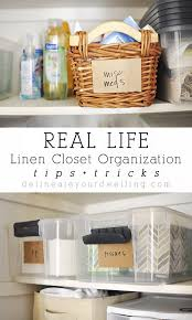 linen closet organization tips delineateyourdwelling com