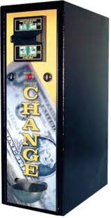 Do Vending Machines Take Dimes Interesting Seaga CM48 Bill Changer 48 Capacity Changes 48 Or 48 To