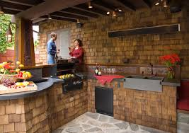 Simple Outdoor Kitchen Designs Kitchen Room Paver Outdoor Kitchen Modern New 2017 Design Ideas
